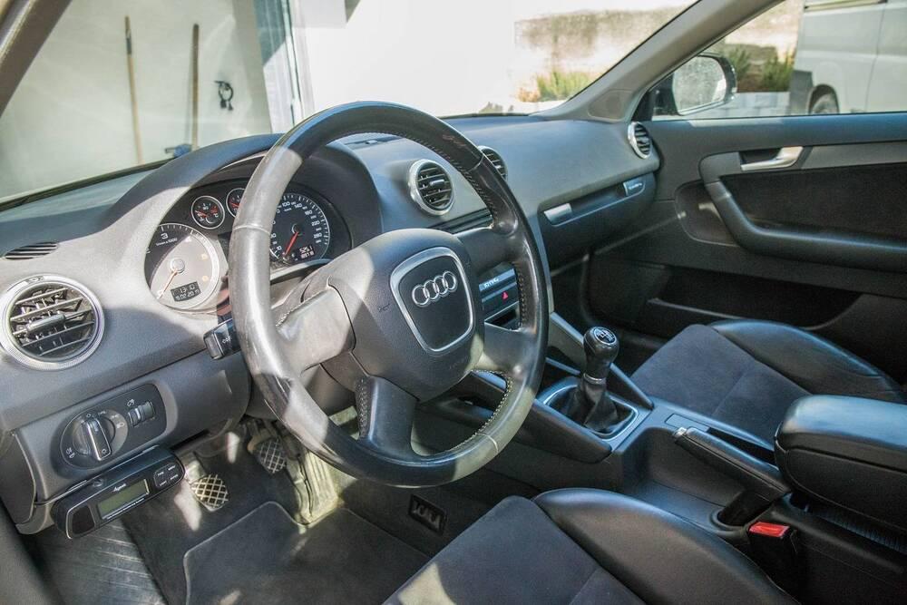 Audi A3 Sportback 2.0 TDI F.AP. quattro Ambiente del 2010 usata a Caronno Varesino (3)