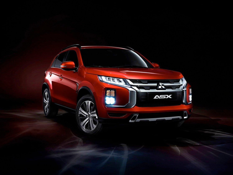 Mitsubishi ASX: a Ginevra il restyling 2019