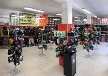 Motoabbigliamento.it inaugura il suo nuovo punto vendita a Sarzana