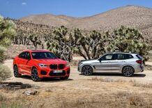 SUV da 500CV? Ecco BMW X3 M e X4 M [Foto Gallery]