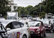 Roma, seconda solo a Bogota per ore perse nel traffico