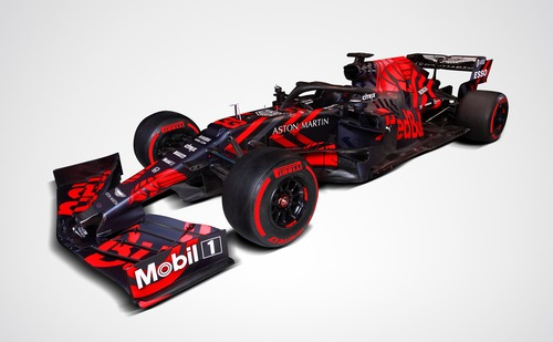 Formula 1 2019: Red Bull, tolti i veli alla RB15
