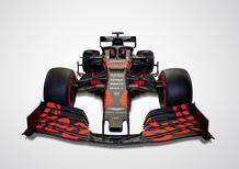 Formula 1 2019: Red Bull, tolti i veli alla RB15 [Video]