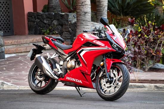 La nuova Honda CBR500R