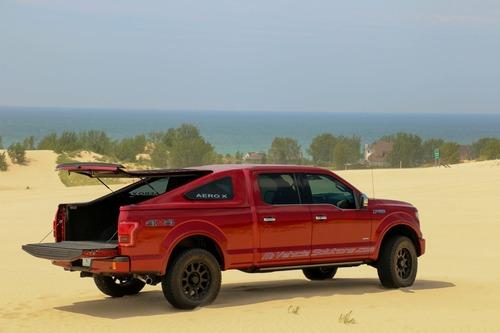 Aero X, l'hard top che trasforma il pick up in coupé  (7)