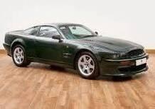 Aston Martin DB7 Coupé Coupè GT del 2003 usata a Saronno