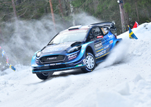 WRC 2019. Svezia. Incredibile Suninen (Ford M-Sport)