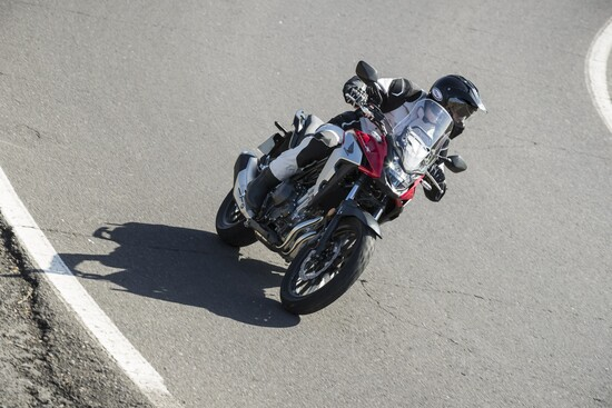 La nuova Honda CB500X si è dimostrata una piccola globetrotter