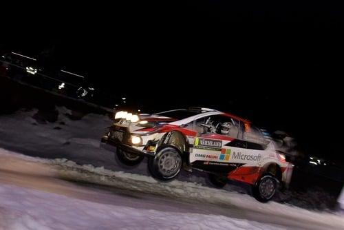 WRC19. Svezia. Tanak & Toyota Greatest Hits. Ora un problema (per gli Avversari) (8)