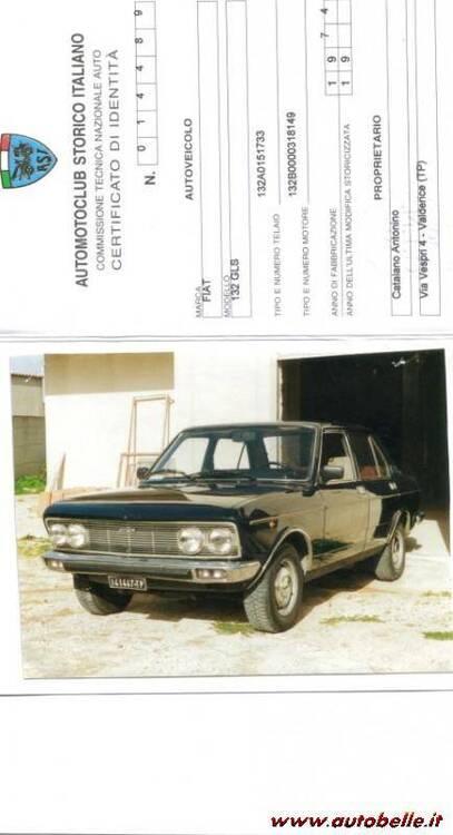 132 d'epoca del 1974 a Valderice (5)