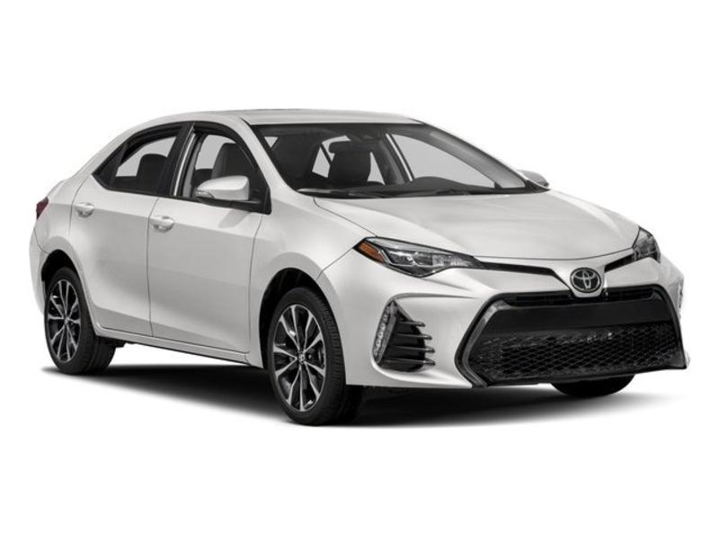 Toyota Corolla (2018->>)