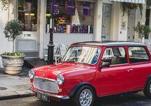 Vecchia Mini, Made in UK: 90mila euro per la special Swind con motore elettrico