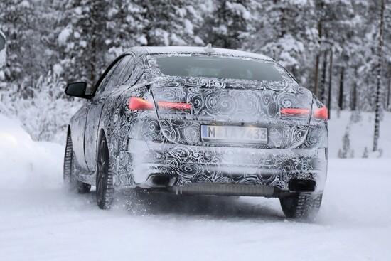 Fari posteriori affilati per la nuova BMW Serie 2 Gran Coupé