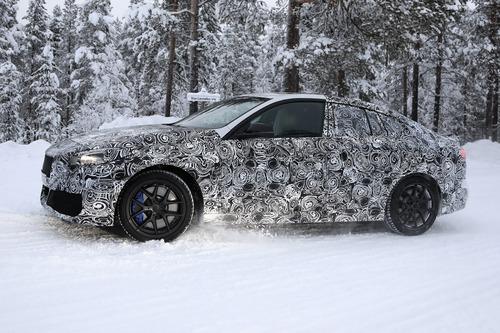 BMW Serie 2 Gran Coupé: foto spia (6)