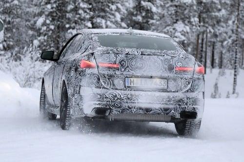 BMW Serie 2 Gran Coupé: foto spia (9)