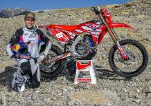 Antoine Meo torna all'Enduro con Honda Racing RedMoto World Enduro Team