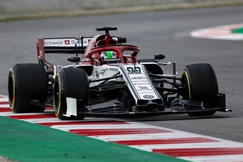 F1 2019, test Barcellona, Day 2: Leclerc al top (3)