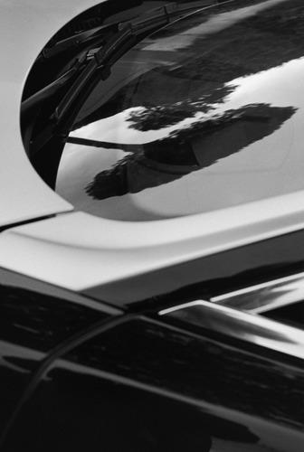 Karl Lagerfeld, le auto che ha immortalato (6)