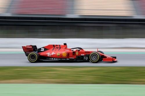 F1 2019, test Barcellona, Day 3: Kvyat al top (3)