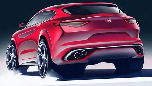 Nuove Alfa Romeo, In arrivo: al Salone di Ginevra un concept che sarà di serie a breve (4)