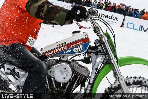 Harley & Snow: la gara sulla neve torna dal 15 al 17 marzo (3)