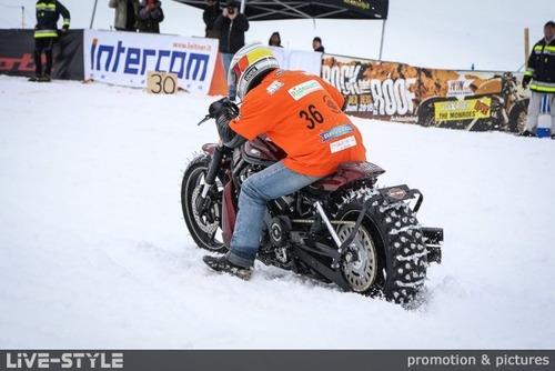 Harley & Snow: la gara sulla neve torna dal 15 al 17 marzo (5)
