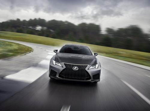 Lexus RC F Track Edition al Salone di Ginevra 2019 (2)