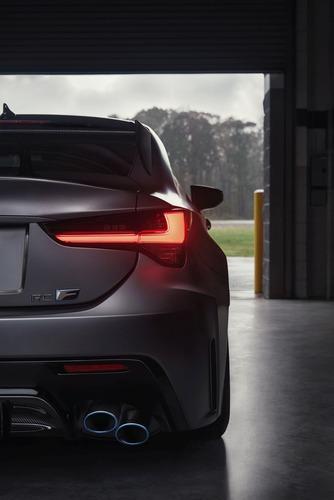 Lexus RC F Track Edition al Salone di Ginevra 2019 (8)