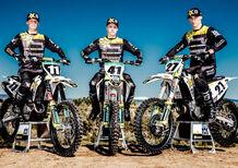 Rockstar Energy Husqvarna Factory Racing MXGP 2019: ecco i piloti