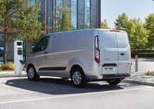 Veicoli Commerciali Ford, In arrivo: nuovi Transit elettrificati ibridi (mHEV+PHEV)