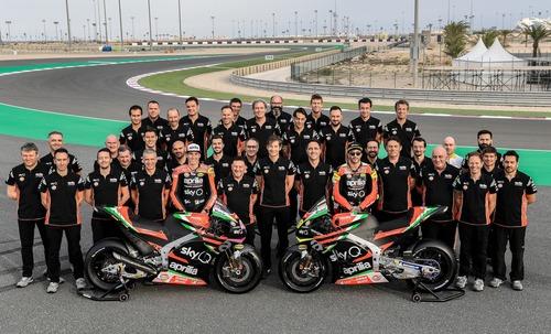 Aprilia MotoGP 2019 di Iannone e Espargarò: ecco la nuova livrea (9)