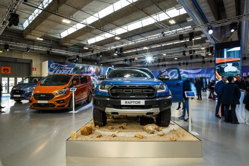 Transpotec Logitec 2019, Ford: rinnovamento gamma commerciali e servizi dedicati [video]