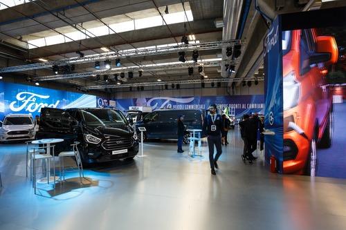 Transpotec Logitec 2019, Ford: rinnovamento gamma commerciali e servizi dedicati [video] (3)