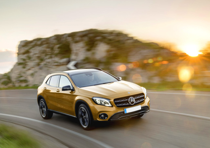 Mercedes-Benz GLA suv 180 Business Extra
