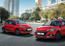 "Hyundai i10 e i20 ConnectLine, le ""small"" sono più connesse"