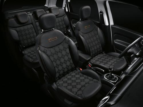 Fiat 500, 500X e 500L: allestimento speciale per i 120 anni (4)
