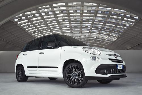 Fiat 500, 500X e 500L: allestimento speciale per i 120 anni (8)
