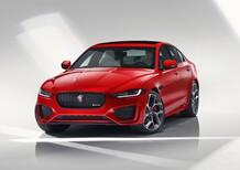 Nuova Jaguar XE: la berlina si rinnova da cima a fondo [Foto e video]