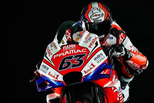 Ducati Pramac: la livrea 2019 di Bagnaia e Miller (7)
