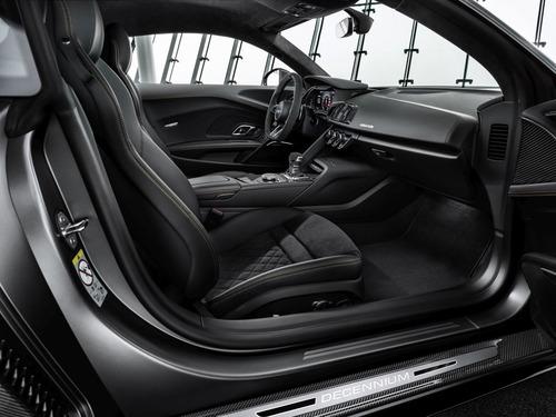 Audi R8 V10 Decennium, per celebrare i 10 anni del V10 (7)