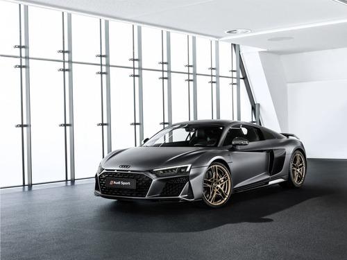 Audi R8 V10 Decennium, per celebrare i 10 anni del V10 (2)