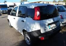 Fiat Panda 1.3 MJT S&S Pop Van 2 posti del 2015 usata a Latina