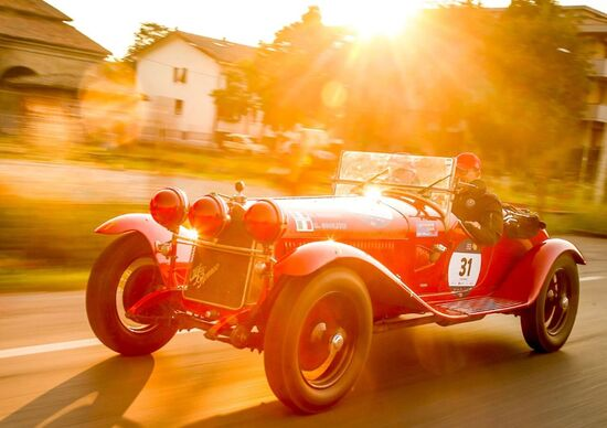 Mille Miglia 2019: Alfa Romeo è Automotive Sponsor