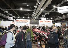 RedMoto, partner di Honda Italia, presente ai Moto Days di Roma