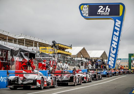 24h di Le Mans 2019: ufficializzata la lista degli iscritti