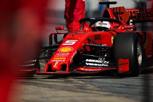 F1 2019, test Barcellona, Day 8: Vettel al top