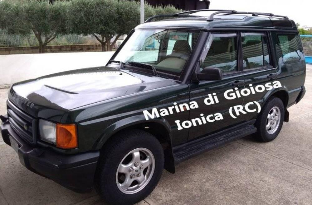 Land Rover Discovery 2.5 Td5 5 porte Luxury del 1999 usata a Marina di Gioiosa Ionica (2)