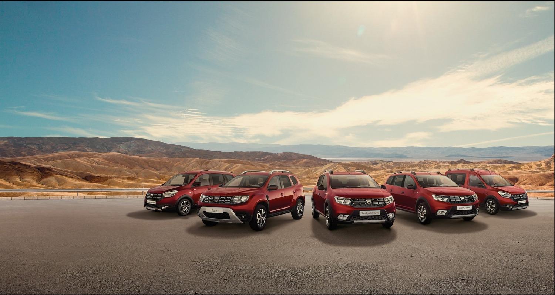 Dacia Techroad: nuovo allestimento su tutta la gamma a Ginevra 2019