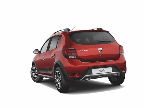 Dacia Techroad: nuovo allestimento su tutta la gamma a Ginevra 2019 (3)