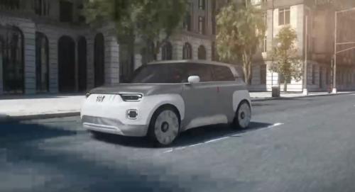 Fiat Centoventi concept: ecco le prime immagini live (4)
